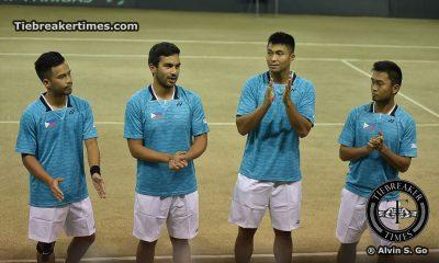 Tiebreaker Times Huey, Alcantara rout Kuwait, seal RP Netters' progression to semis Davis Cup News Tennis  Treat Huey Niño Alcantara Davis Cup 2016 Abdulhamid Mubarak