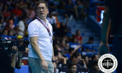 Tiebreaker Times Love for his team keeping Vicente going despite embarrassing streak News UAAP UE Volleyball  UE Women's Volleybal UAAP Season 78 Women's Volleyball UAAP Season 78 Francis Vicente