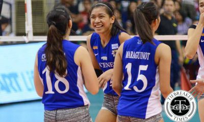 Tiebreaker Times Valdez will not play in Bali Pure's next outing says Soriano News PVL Volleyball  Grethcel Soltones Charo Soriano Bali Pure Purest Water Defenders Alyssa Valdez 2016 SVL Season 2016 SVL Open Conference