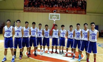 Tiebreaker Times Philippines rolls past Thailand in SEABA U18 opener Basketball Gilas Pilipinas News  Rendell Lee Mike Oliver Joshua Sinclair Jolo Mendoza Evan Nelle Batang Gilas 2016 SEABA U-18 Championship