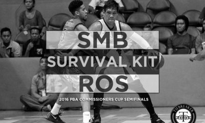 Tiebreaker Times 2016 PBA Comm's Cup Semis - SMB vs ROS: Survival Kit Bandwagon Wire Basketball PBA  Yeng Guiao PBA Season 41 Marcio Lassiter Leo Austria June Mar Fajardo JR Quinahan Jeff Chan Gabe Norwood Chris Ross 2016 PBA Commissioners Cup