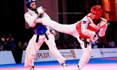 Tiebreaker Times Alora overwhelmed by opponent to end golden dream 2016 Olympic Games News Taekwondo  Kirstie Alora 2016 Olympic Games - Taekwondo