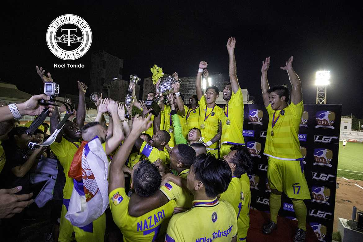 Tiebreaker Times Singapore Cup knockouts beckon for Global, Ceres-La Salle Football News UFL  Leigh Manson Global FC Ceres-La Salle FC Ali Go 2016 Singapore Cup