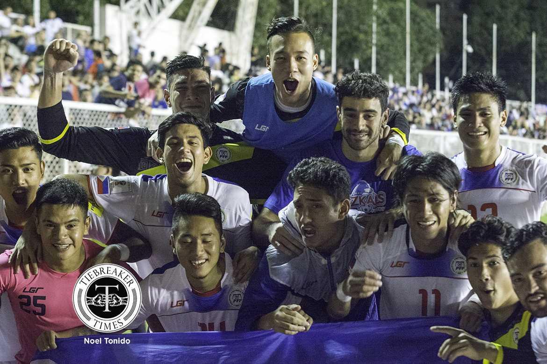 Tiebreaker Times Azkals to face Bahrain once again on October Football News Philippine Azkals  Philippine Azkals