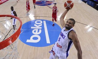 Tiebreaker Times It's official! Batum suiting up for France in Manila OQT 2016 Manila OQT Basketball France News  Nicolas Batum 2016 Basketball Olympic Qualifying Tournament