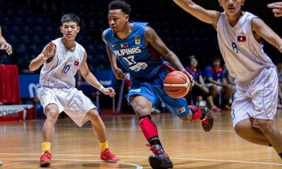 Tiebreaker Times Baldwin wants Ray Parks in Gilas OQT campaign 2016 Manila OQT Basketball Gilas Pilipinas News Philippines  Tab Baldwin Bobby Ray Parks Jr. 2016 Basketball Olympic Qualifying Tournament