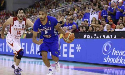 Tiebreaker Times WATCH: Nic Batum doing shooting drills inside MOA Arena 2016 Manila OQT Basketball France News  Nicolas Batum 2016 Basketball Olympic Qualifying Tournament