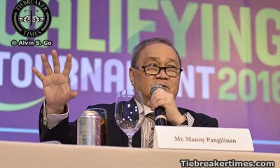 Tiebreaker Times Festival-type atmosphere expected for Manila OQT 2016 Manila OQT Basketball Gilas Pilipinas News  Manny Pangilinan Al Panlilio 2016 Basketball Olympic Qualifying Tournament