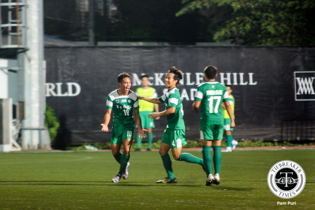 Tiebreaker Times Clinical second half ensure La Salle win over gritty UE Football News  UE Men's Football Team UAAP Season 78 Men's Football Tournament UAAP Season 78 Men's Football UAAP Season 78 Rigo Joseph Paeng De Guzman Mar Diano Lendon Clores Jhoguev Ybañez Javi Romero-Salas Hans-Peter Smit Greggy Yang Gerald Layumas Gelo Diamante