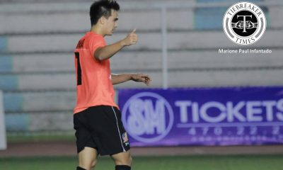 Tiebreaker Times Loyola pick up the pieces in plate semi after whipping hapless Forza Football News UFL  United Football League Philippines UFL Cup 2016 Loyola Meralco Sparks FC Forza FC