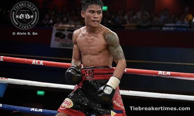 Tiebreaker Times KO artist Magsayo raring to show other facets of game Boxing News  Pinoy Pride 40 Mark Magsayo Issa Nampepeche ALA Promotions