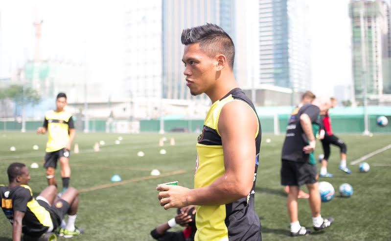 Tiebreaker Times Kaya stint ends for playmaker OJ Porteria Football News UFL  OJ Porteria Kaya FC 2016 UFL League