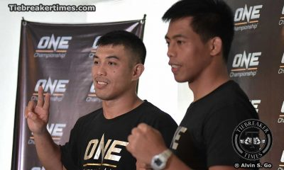 Tiebreaker Times Despite offer to join Team Lakay, Eric Kelly continues to train 'naturally' Mixed Martial Arts News ONE Championship  Team Lakay ONE: Kings and Conquerors Mark Sangiao Eric Kelly