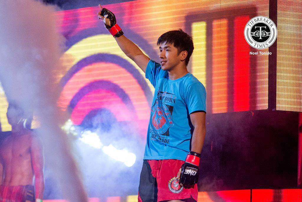 Philippine Sports News - Tiebreaker Times Team Lakay's Eustaquio overcomes injuries, fights for Igorot culture Mixed Martial Arts News ONE Championship  Team Lakay ONE Global Rivals Geje Eustaquio