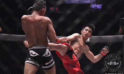 Tiebreaker Times ​​Joshua Pacio vows better version of himself in next bout Mixed Martial Arts News ONE Championship  Team Lakay ONE: Warrior Kingdom Joshua Pacio