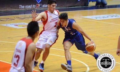 Tiebreaker Times Gilas cadet Cruz finds silver lining from past injuries Basketball Gilas Pilipinas News PBA  PBA Season 42 Carl Cruz Cafe France Bakers 2016 PBA Draft
