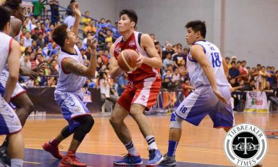 Tiebreaker Times The hits just keep coming for Belo Basketball News PBA D-League  Phoenix-FEU Fuel Accelerators Mac Belo 2016 PBA D-League Season 2016 PBA D-League Aspirants Cup