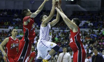 Tiebreaker Times Castro's focus shifts to Gilas after QFs exit 2016 Manila OQT Basketball Gilas Pilipinas News PBA Philippines  Talk N Text Tropang Texters PBA Season 41 Jayson Castro 2016 PBA Commissioners Cup 2016 Basketball Olympic Qualifying Tournament