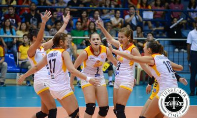 Tiebreaker Times Philips Gold, FDI formally accept SVL invitation News PVL Volleyball  Philips Gold Lady Slammers Eric Ty 2016 Shakey's V-League Season 2016 Shakey's V-League Open Conference
