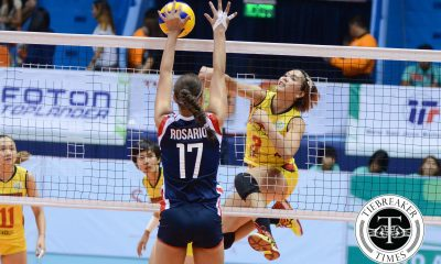 Tiebreaker Times Marano takes beach volleyball stint as learning experience Beach Volleyball News PSL  F2 Logistics Cargo Movers Danika Gendrauli Aby Marano 2016 PSL Season 2016 PSL Beach Volleyball Challenge Cup