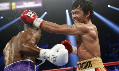 Tiebreaker Times End of an Era: Pacquiao achieves one last milestone Boxing News  Timothy Bradley Jr. Manny Pacquiao