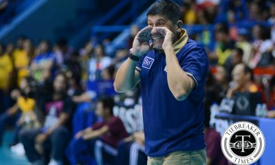 Tiebreaker Times Checking on the Lady Bulldogs with Roger Gorayeb News NU PVL Volleyball  Roger Gorayeb NU Women's Volleyball 2016 SVL Season 2016 SVL Open Conference