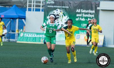 Tiebreaker Times Lady Archers, Lady Tamaraws end elimination round with draw DLSU FEU Football News UAAP