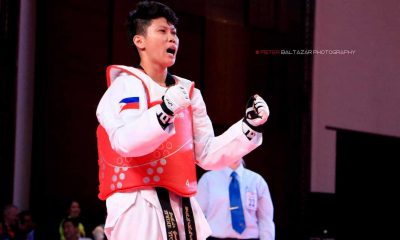 Tiebreaker Times Alora remains unfazed despite being the last Filipina standing 2016 Olympic Games News Taekwondo  Kirstie Alora 2016 Olympic Games - Taekwondo