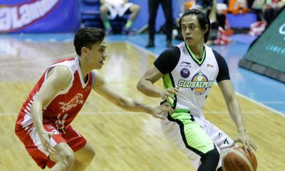 Tiebreaker Times Globalport ousts Phoenix with conference-ending win Basketball News PBA  Terrence Romeo Shawn Taggart RR Garcia Phoenix Petroleum Fuel Masters PBA Season 41 Paolo Taha Mick Mac Baracael Johnedel Cardel Globalport Batang Pier 2016 PBA Commissioners Cup