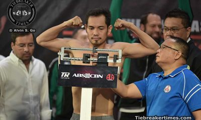 Tiebreaker Times Family leads to newfound discipline for Donaire says father, ALA CEO Boxing News  Top Rank Boxing The Time Has Come: Donaire vs. Bedak Nonito Donaire Sr. Nonito Donaire Jr. Michael Aldeguer ALA Boxing Promotions