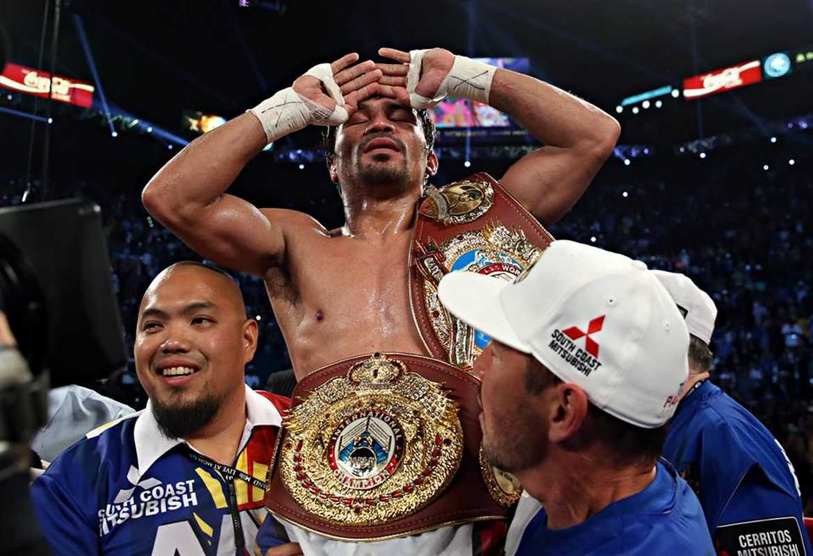 Top-Rank-Images-Manny-Pacquiao I Love the 2010s: Best Athletes of the Decade Boxing Chess Cycling Football Gymnastics Mixed Martial Arts News ONE Championship Philippine Azkals Table Tennis Track & Field Weightlifting  - philippine sports news