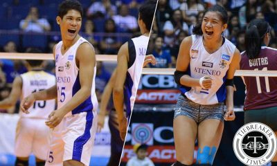 Tiebreaker Times Valdez, Espejo headline UAAP Season 78 awardees ADMU DLSU FEU News NU UAAP UE UP Volleyball  UP Women's Volleyball UE Men's Volleyball UAAP Season 78 Women's Volleyball UAAP Season 78 Men's Volleyball UAAP Season 78 Rikko Marmeto Ricky Marcos Ray Mark Woo NU Women's Volleyball NU Men's Volleyball Marck Espejo Majoy Baron Kim Fajardo James Natividad Jaja Santiago Ish Polvorosa Isa Molde FEU Men's Volleyball Edward Camposano DLSU Women's Volleyball DLSU Men's Volleyball Dawn Macandili Ateneo Women's Volleyball Ateneo Men's Volleyball Alyssa Valdez