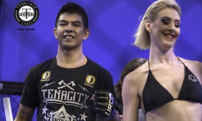 Tiebreaker Times Drex Zamboanga ready to make a dent in ONE Flyweight division Mixed Martial Arts News ONE Championship  ONE: A New Breed Drex Zamboanga