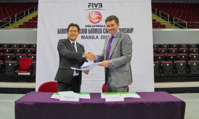 Tiebreaker Times FIVB CWC a huge step forward for upstart Philippine Volleyball News PSL Volleyball  Tats Suzara Stav Jacobi Rexona Ades Rio De Janero Pomi Casalmaggiore Bangkok Glass 2016 FIVB Club World Championship