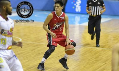 Tiebreaker Times Too much Dozier not a problem, but locals need to step up, says Jazul Basketball News PBA  Rob Dozier RJ Jazul PBA Season 41 Alaska Aces 2016 PBA Commissioners Cup