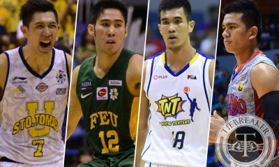 Tiebreaker Times Thailand primary threat to Philippines SEABA supremacy Basketball Gilas Pilipinas News  Von Pessumal Troy Rosario Russel Escoto Roger Pogoy Raymar Jose Nash Racela Mike Tolomia Mike Oliver Mac Belo Kevin Ferrer Ken Holmqvist Josh Reyes Jonas Tibayan Jio Jalalon Almond Vosotros 2016 SEABA Stankovic Cup