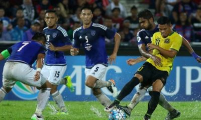 Tiebreaker Times Kaya exits AFC Cup with painful away loss to JDT AFC Cup Football News  Woody Ugarte OJ Porteria Kaya FC Johor Darul Ta'zim FC AFC Cup 2016