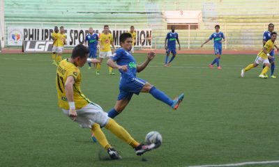 Tiebreaker Times Stallion snap losing skid; JP Voltes bounce back big Football News UFL  Takumi Uesato Stalliion FC Ruben Doctora Robert Lopez Mendy Miguel Acton Louis Clark Kevin Skinker Kaya FC JP Voltes FC Hayato Aoki Forza FC 2016 UFL League