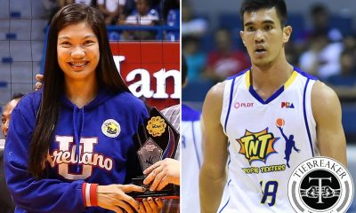 Tiebreaker Times CJ Rosario keen on mirroring brother's success News PSL Volleyball  Troy Rosario CJ Rosario 2016 PSL Season 2016 PSL Draft