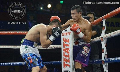Tiebreaker Times Nietes feels pressure in homecoming, still plans to move up in weight Boxing News  Raul Garcia Pinoy Pride 36: A Legend in the Making Donnie Nietes ALA Promotions