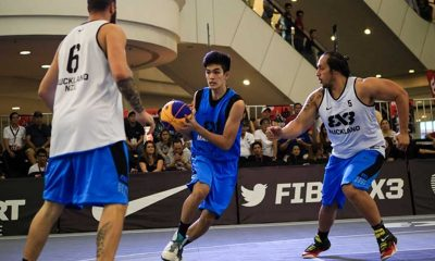 Tiebreaker Times Sinclair looking forward to lead Philippines in FIBA 3x3 U18 World Championships 3x3 Basketball News NU  Theo Flores Kyle Christian Tan Joshua Sinclair John Lloyd Clemente 2016 FIBA 3x3 U18 World Championships