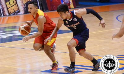 Tiebreaker Times Mapua's Isit wins Premier Cup honors AdU Basketball MIT News SSC-R UE UPHSD  UE Men's Basketball San Sebastian Seniors Basketball Perpetual Seniors Basketball Papi Sarr Michael Calisaan Mapua Seniors Basketball CJ Isit Bright Akhuetie Alvin Pasaol Allwell Oraeme Adamson Men's Basketball 2016 Filoil Flying V Premier Cup