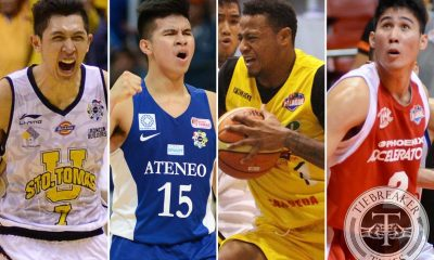Tiebreaker Times Collegiate standouts to headline next phase of Gilas Pilipinas Basketball Gilas Pilipinas News  Von Pessumal Tab Baldwin SBP Russel Escoto Roger Pogoy Raymar Jose Mike Tolomia Mac Belo Kiefer Ravena Kevin Ferrer Jio Jalalon Gelo Alolino CJ Perez Bobby Ray Parks Arnold Van Opstal Andray Blatche 2019 FIBA World Cup