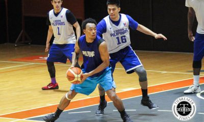 Tiebreaker Times Baldwin says Abueva brings 'energy, intensity, enjoyment to the game' 2016 Manila OQT Basketball Gilas Pilipinas News Philippines  Tab Baldwin Marcio Lassiter Calvin Abueva Bobby Ray Parks Jr. 2016 Basketball Olympic Qualifying Tournament