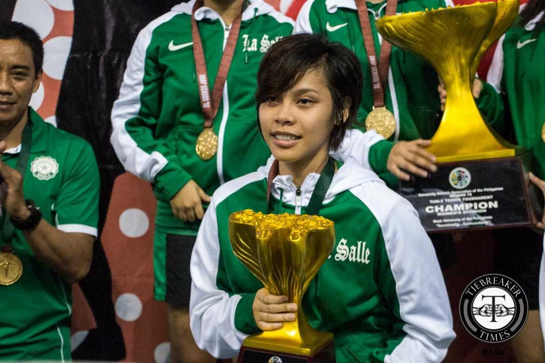 Ian-Lariba- I Love the 2010s: Best Student-Athletes of the Decade ADMU AdU Basketball DLSU Fencing FEU Football News NU Softball Swimming Table Tennis Taekwondo Track & Field UE UP  - philippine sports news