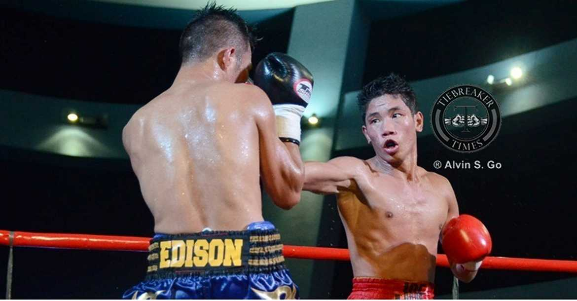 Philippine Sports News - Tiebreaker Times WBC International title contender Noynay vows not to waste second chance Boxing News  Richard Pumicpic Joe Noynay Elorde Boxing