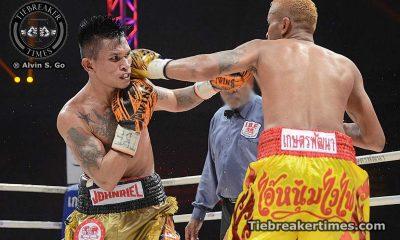 Tiebreaker Times Casimero knocks out Thai tormentor to win IBF world title Boxing News  John Riel Casimero Amnat Ruenroeng