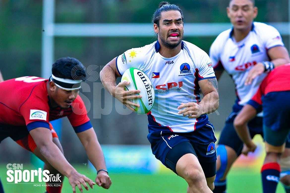 Philippine Sports News - Tiebreaker Times Volcanoes remain in Division 1 of Asia Championship News Philippine Volcanoes Rugby  Terry Carroll Matt Cullen Jake Letts Derrick Broussard Christopher Bird Andrew Ramsden 2016 Asia Rugby Division 1 Championship