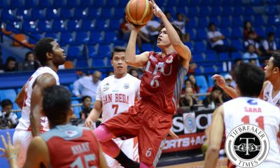 Tiebreaker Times Lyceum opens Filoil campaign with upset win over Mapua Basketball LPU MIT News  Wilson Baltazar Topex Robinson Renell Magboo Mer Ayaay Mapua Seniors Basketball Lyceum Seniors Basketball Jebb Bulawan Exeqiel Biteng Atoy Co Almel Orquina 2016 Filoil Flying V Premier Cup