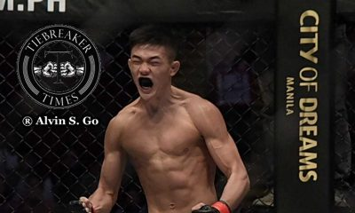 Tiebreaker Times Christian Lee fury too much for Filipino Batolbatol Mixed Martial Arts News ONE Championship  Rocky Batolbatol ONE Kingdom of Champions Christian Lee